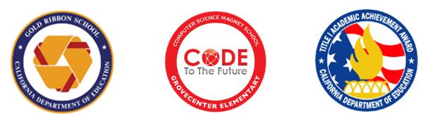 Gold Ribbon School, Code to the Future, Title 1 Achievement Award
