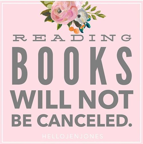 Reading is not canceled