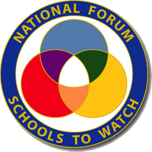 National Forum Schools to Watch Seal