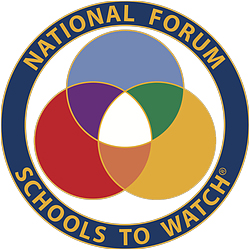 National Forum Schools to Watch logo