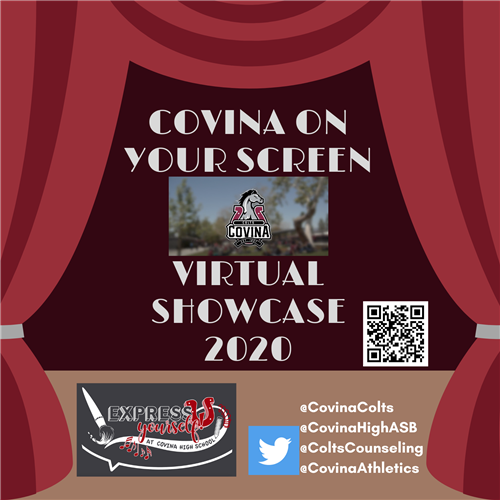 Covina On your Screen