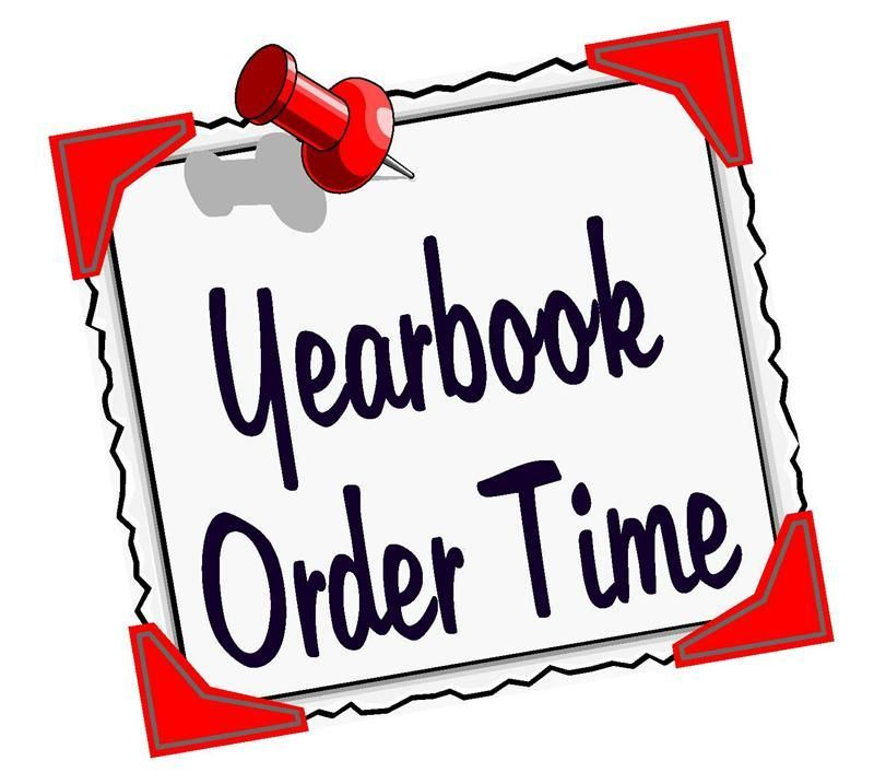 Purchase your yearbooks and senior dedication ads Online today