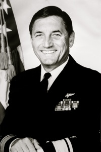 Rear Admiral Fred L. Lewis