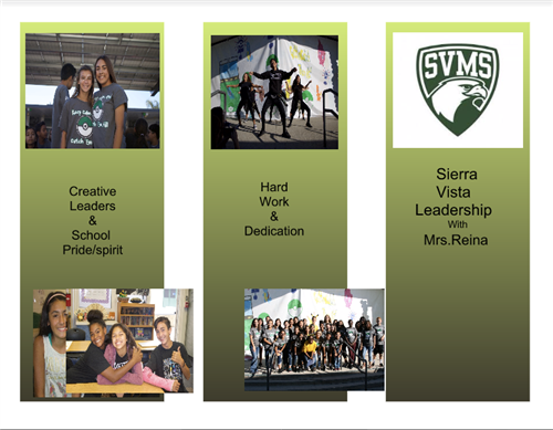 GenYes flyer with pictures of students