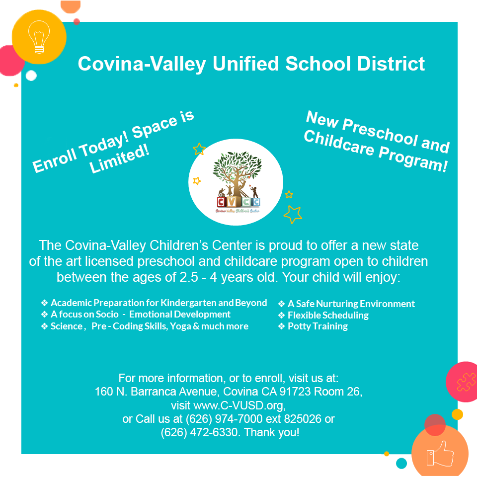 Covina-Valley Unified School District / Homepage