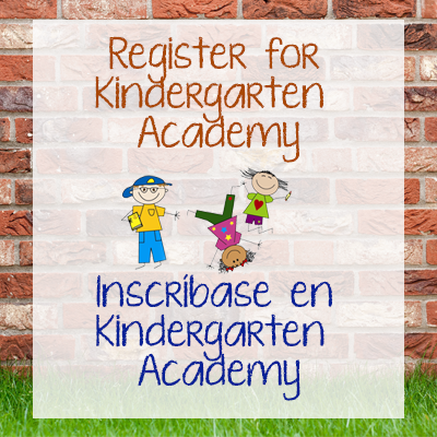 Register for Kindergarten Academy