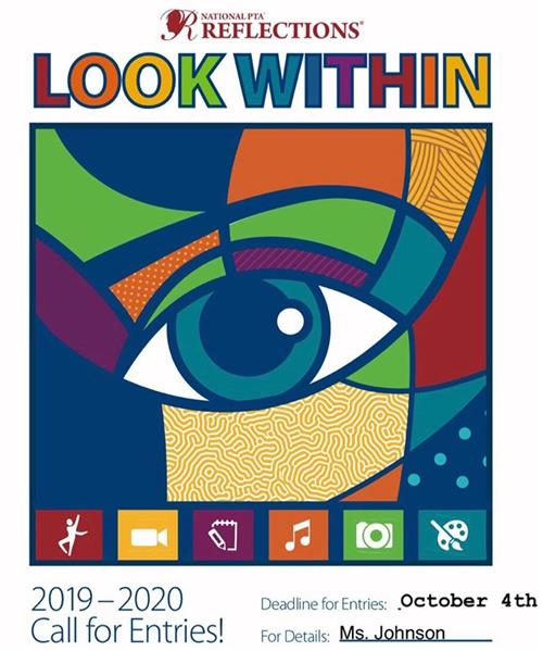 Look Within Reflections Flyer