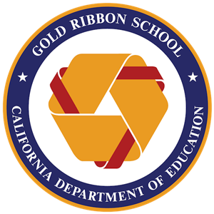 Gold Ribbon School Seal