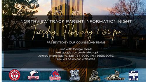Northview Track Counseling Program